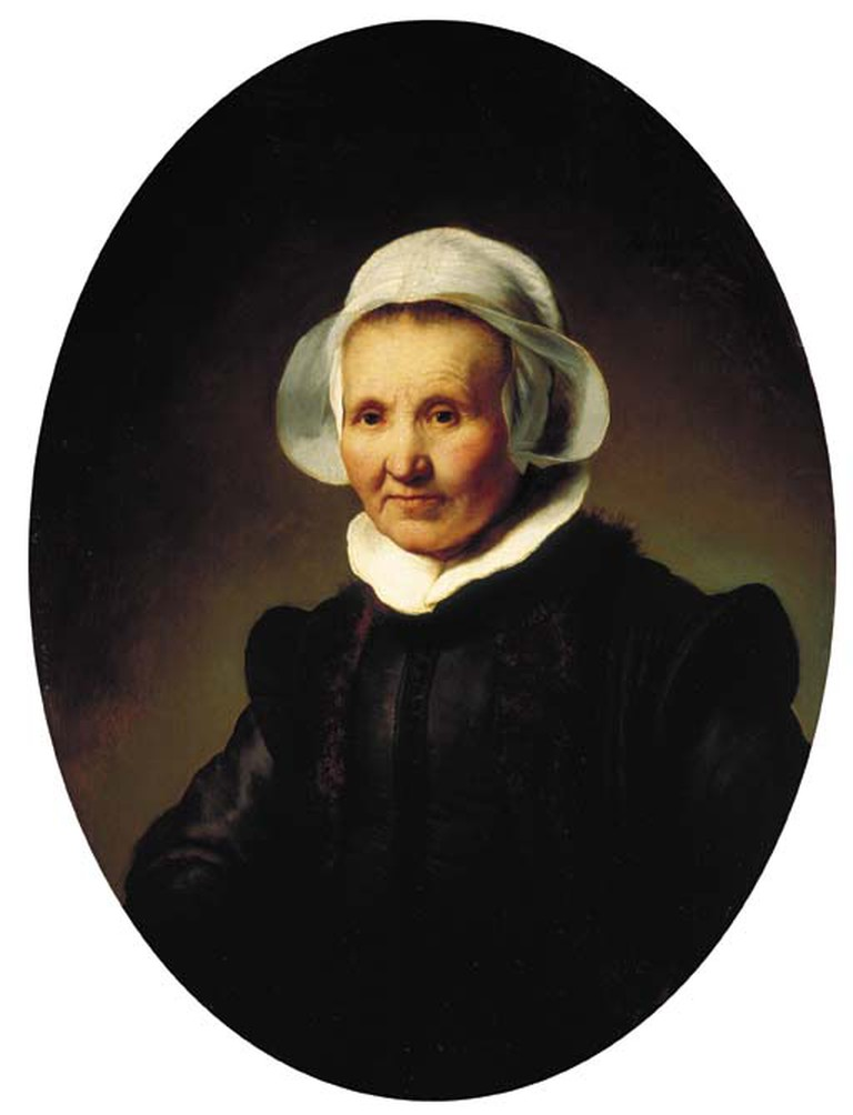 Rembrandt, Portrait of a Lady, Aged 62, 1632 | © Rembrandt/WikiCommoms