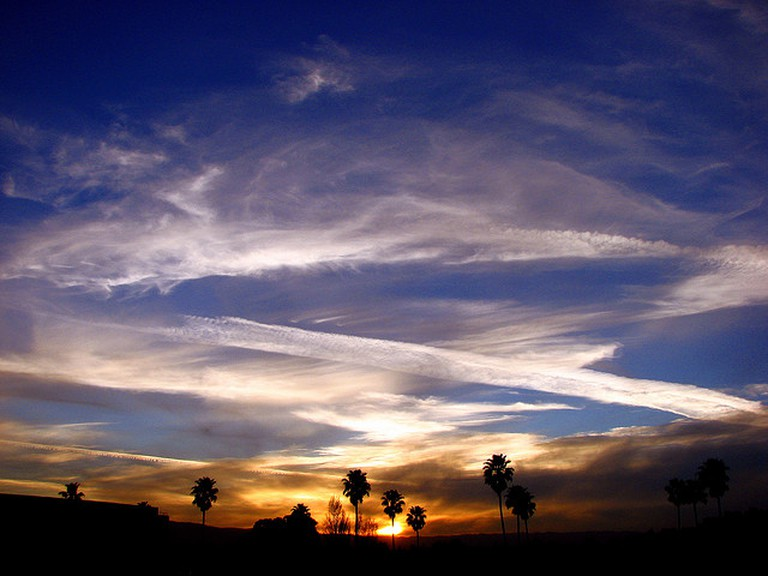 Santa Clara sunset © Matt McGee_Flickr