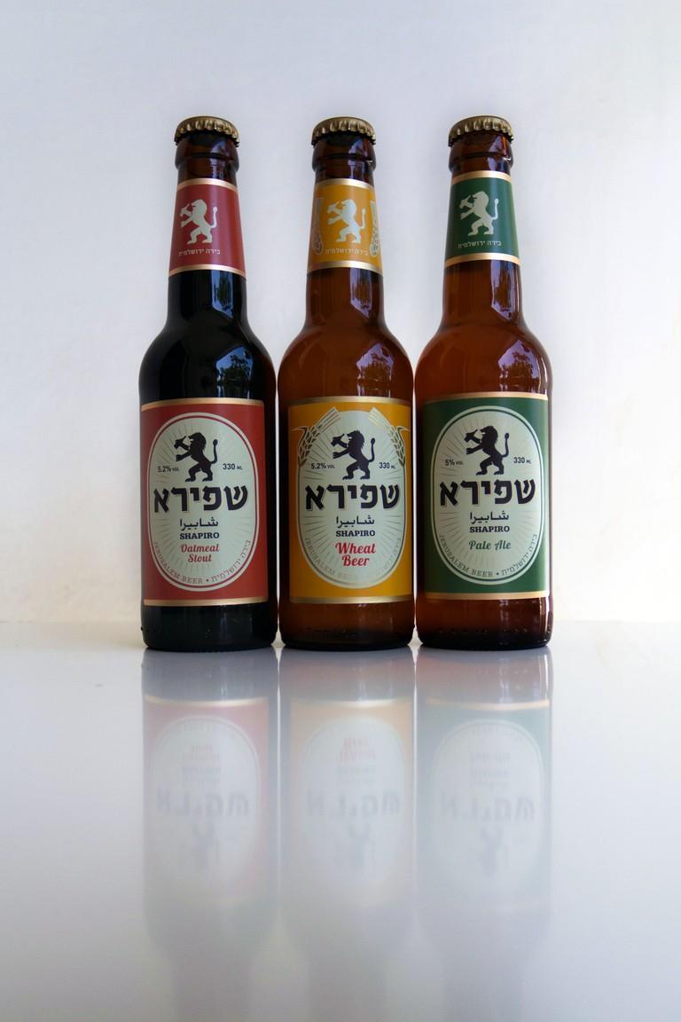 Shapiro Beers   © Wikicommons