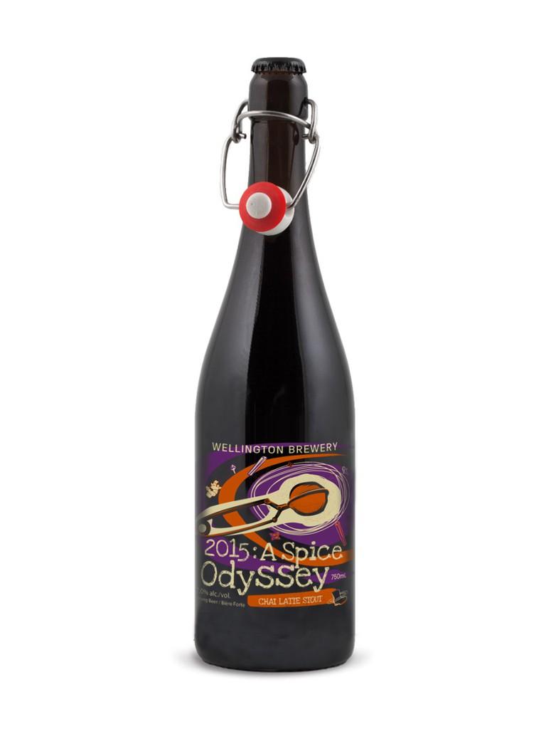 2015: A Spice Odyssey | Courtesy of Wellington Brewery