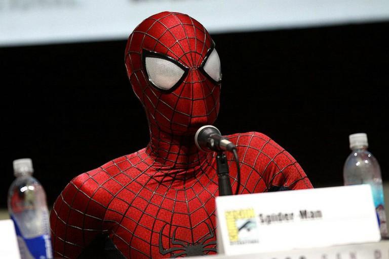 Spider-Man   © Gage Skidmore