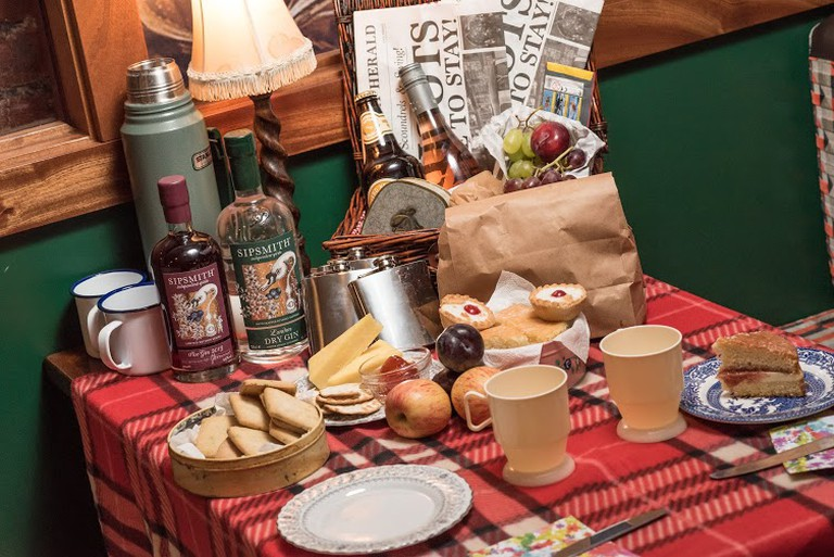 Squiffy Picnic | Courtesy of Cahoots