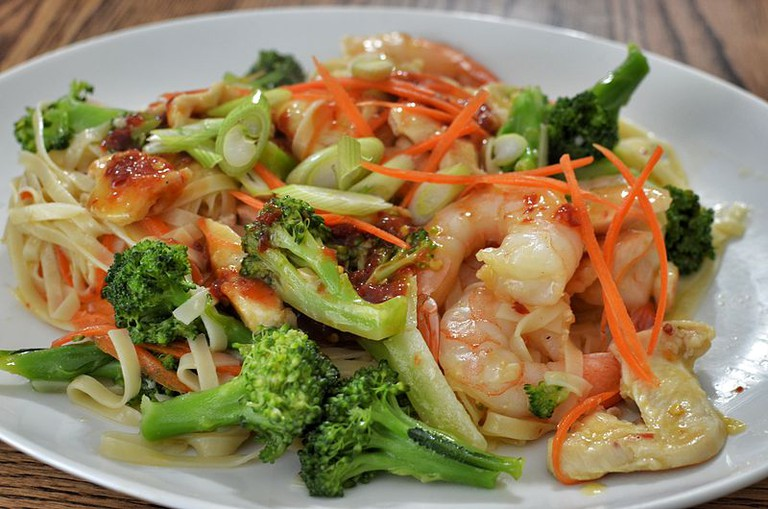Stir fry | Ⓒ jeffreyw/Flickr