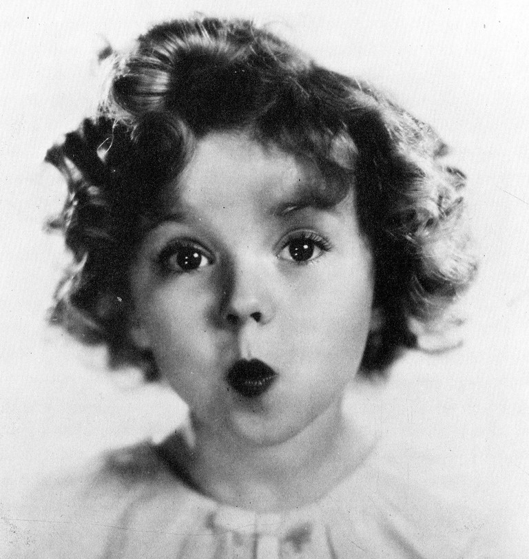 Shirley Temple | Ⓒ Kate Gabrielle/Flickr