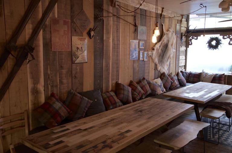 Interior | © The Lodge