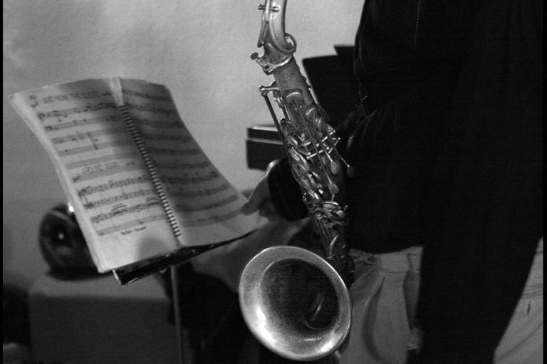 The saxophone   © Javier Parra/Flickr