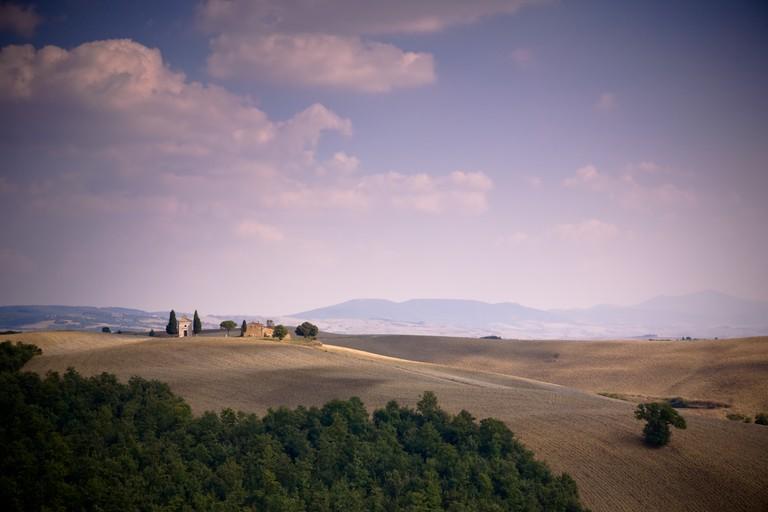 Tuscany Countryside   © Konrad Marx