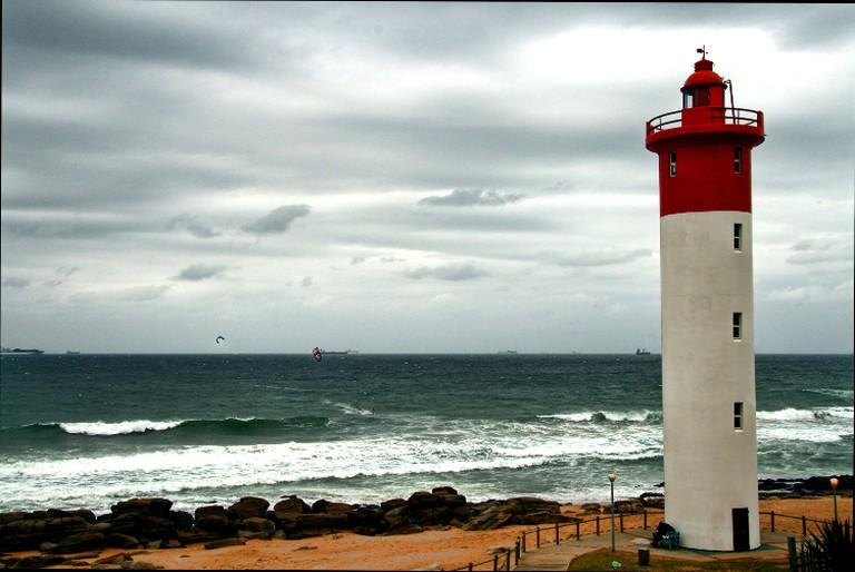 Umhlanga Lighthouse | © Axel Buhrmann/WikiCommons