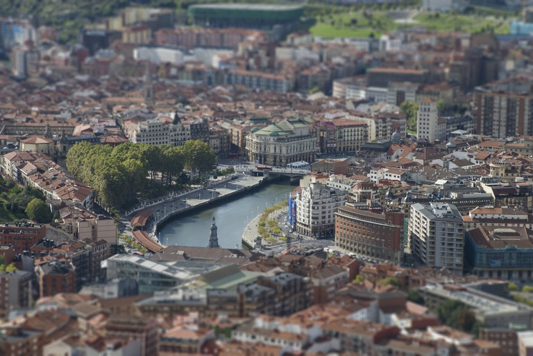 View of Bilbao | © KA13/Flickr