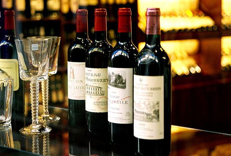 Wines | © WikiCommons