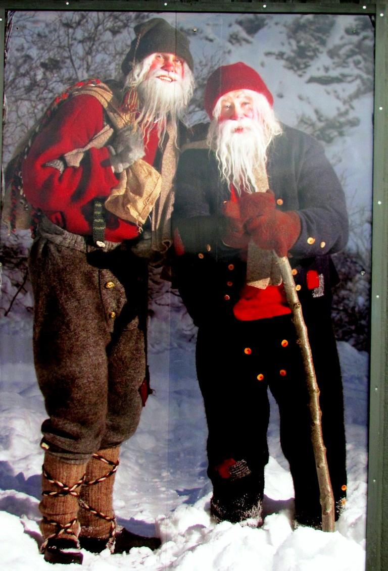 """Yule lads in Dimmuborgir"" | © lusinemarg/Wikicommons"