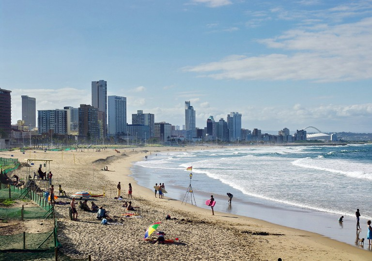 uShaka Beach, Durban | © Bgabel/WikiCommons