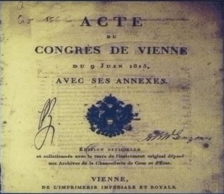 Act of the Congress, JoJan| © Wiki Commons