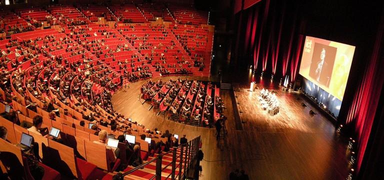 Anfiteatro da Cité Internationale | © Leandro Neumann Ciuffo/Flickr
