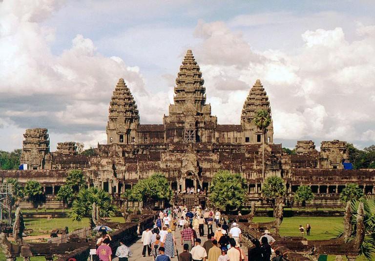 Angkor Wat (Cambodia) | © Manfred Werner/WikiCommons