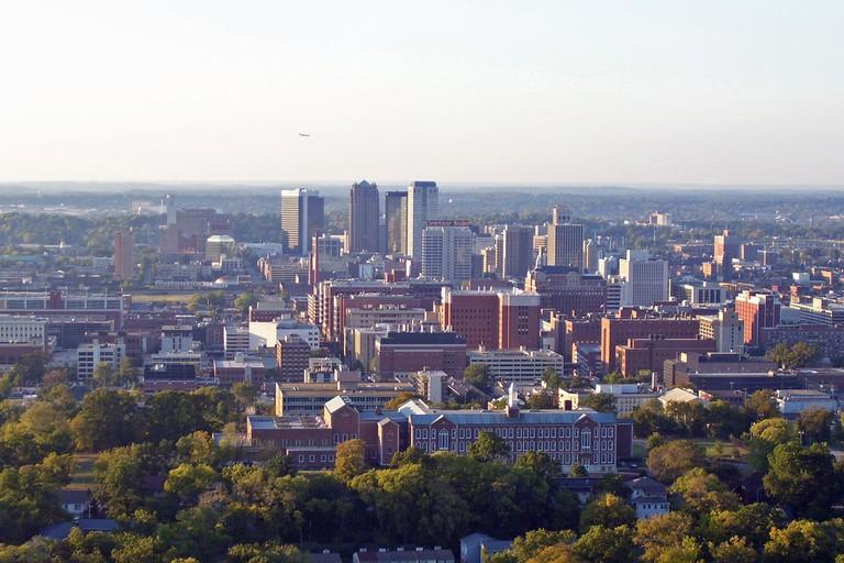 Birmingham, Alabama | © André Natta/Flickr
