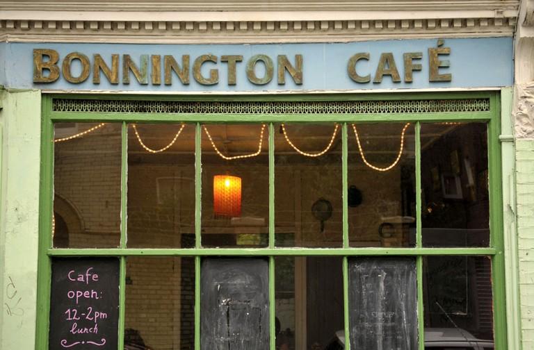 Bonnington Cafe |Courtesy of Rosie French