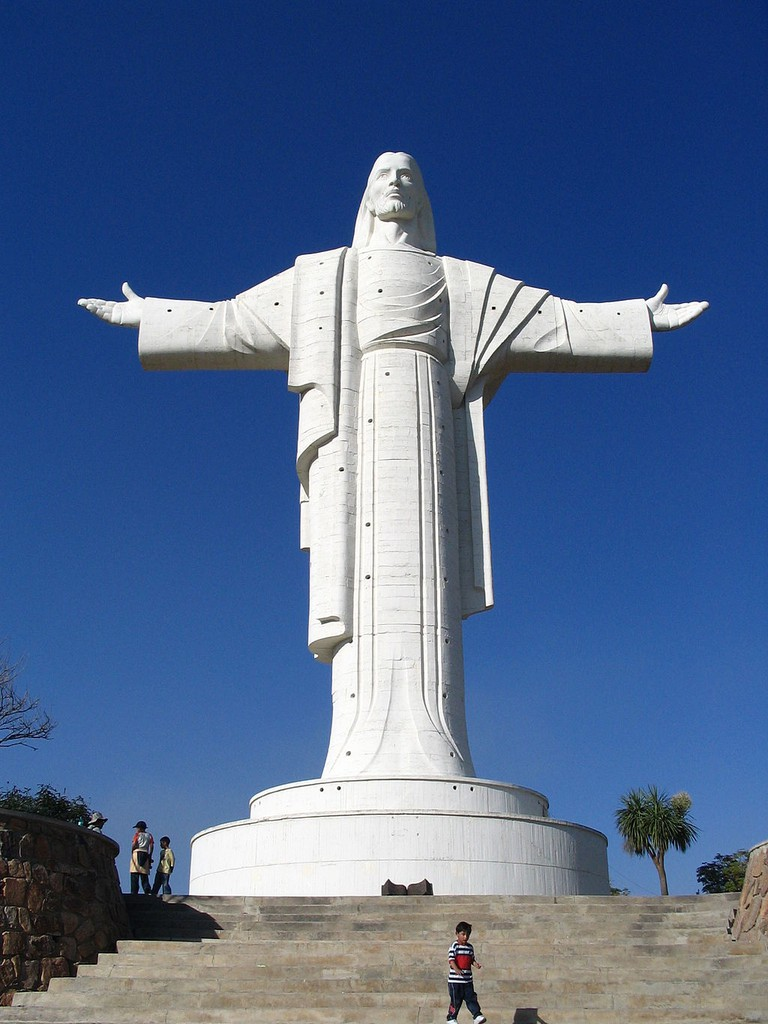 Christ of Peace, Bolivia | © Jimmy Gilles/WikiCommons