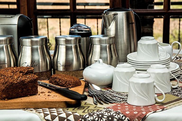 Coffee Shop | © stevepb / pixabay