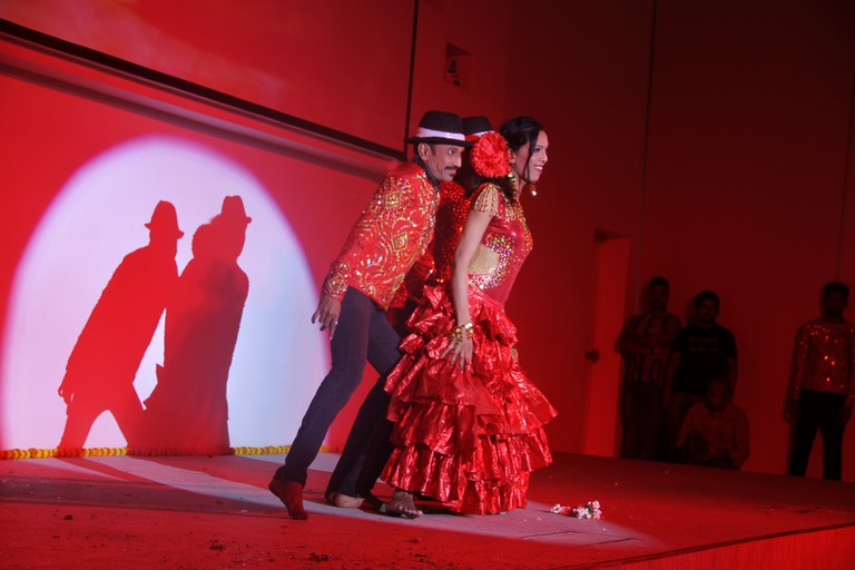 Dancing Queens in action at Godrej India Culture Lab   © Godrej India Culture Lab