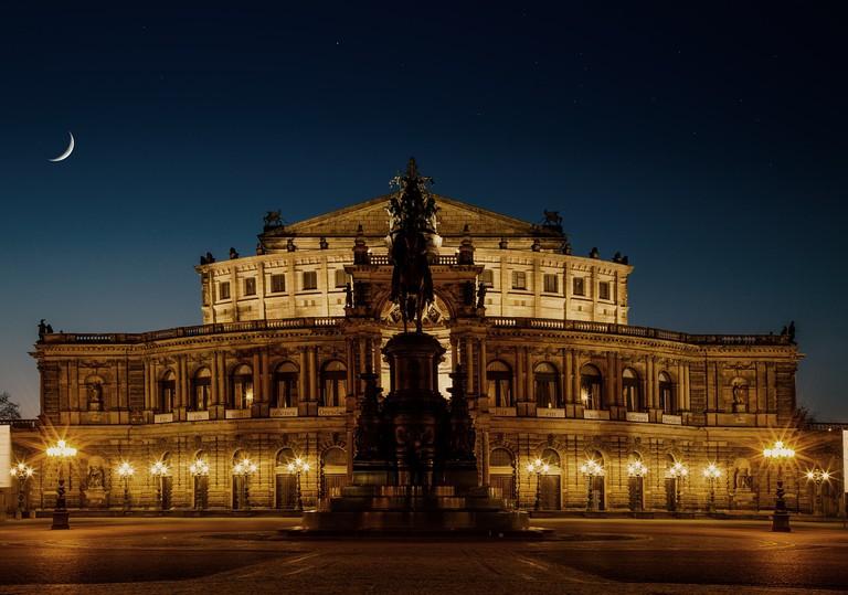 Dresden Opera © Pixabay
