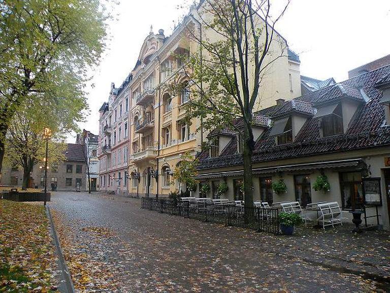 Engebret Café, Courtesy of Engebret Café
