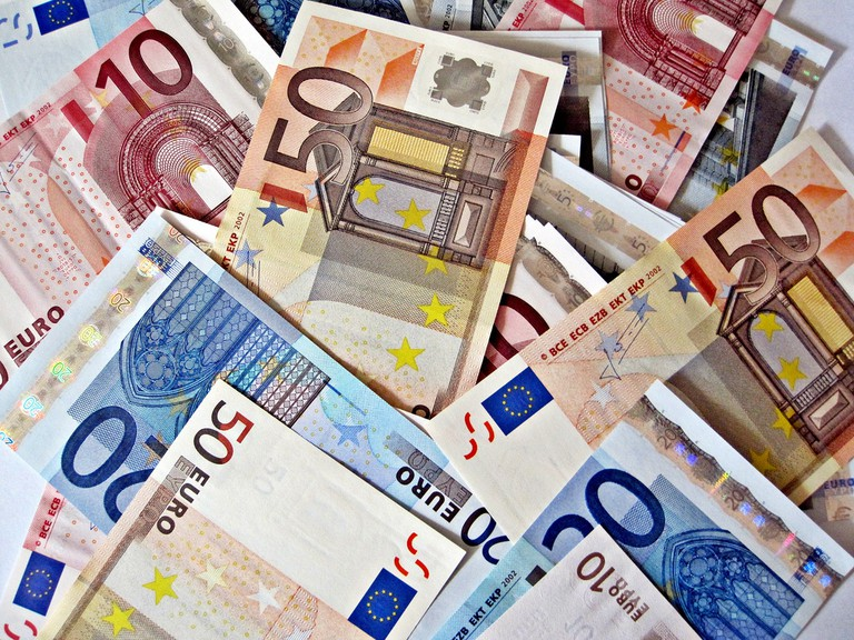 Euro Notes | © Images Money/Flickr