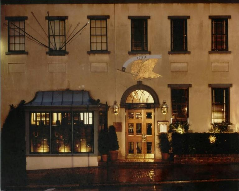 1789 Restaurant in Georgetown ©DC on Heels