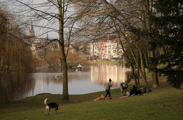 The Lakes of Ixelles | Jean-Pol Grandmont @ Wikicommons