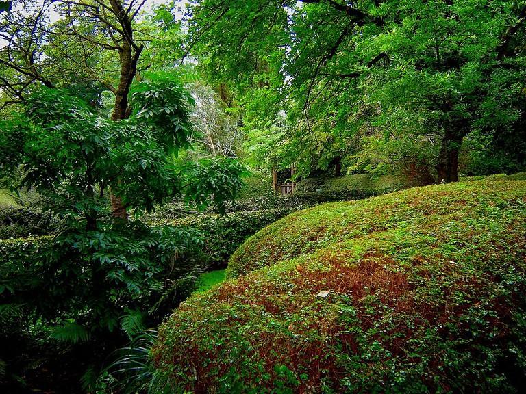 The Tenbosch Park | Targerman @ Wikicommons