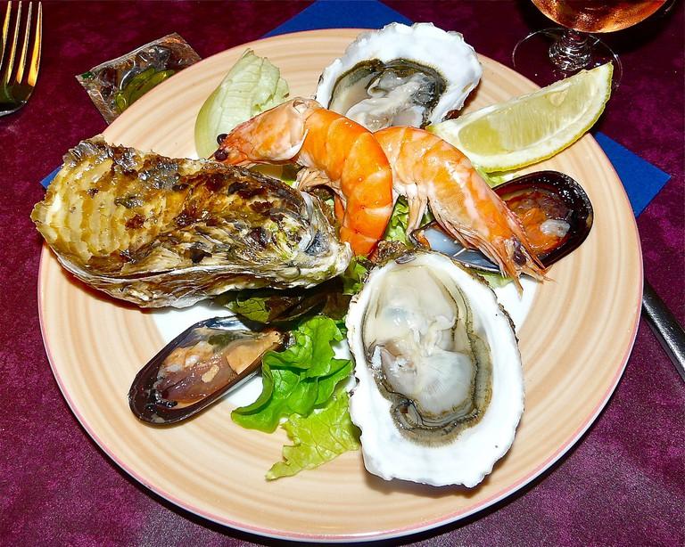 French cuisine | © sanfamedia.com/Flickr