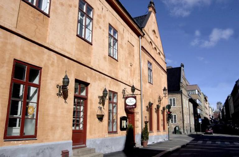 Restaurant exterior, Courtesy of Det Gamle Rådhus