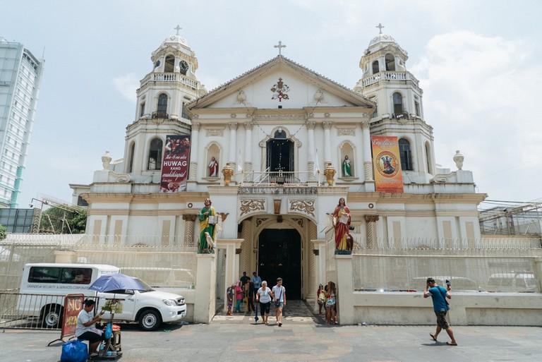 Quaipo Church-Manila-Phillipines-Dale