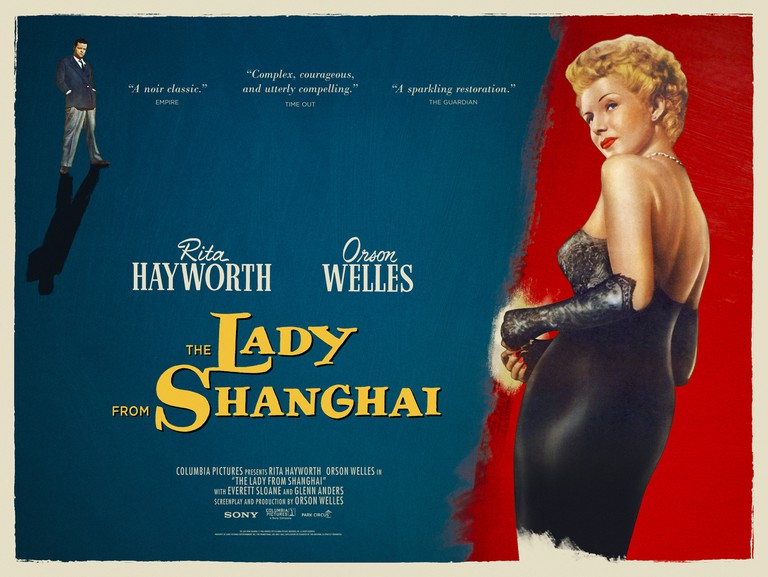 Lady From Shanghai | © Park Circus