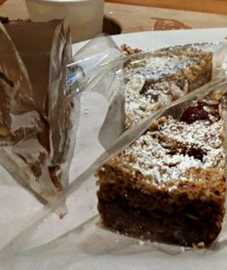 Linzer cake | Courtesy of Pleasure Palate