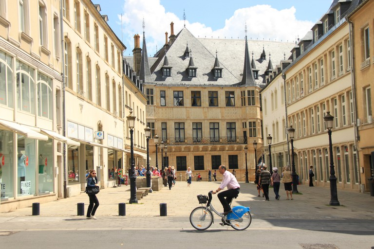 Luxembourgh© Cristian Bortes / Flickr