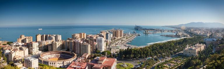 Malaga photomerge   © Paolo Trabattoni/Flickr