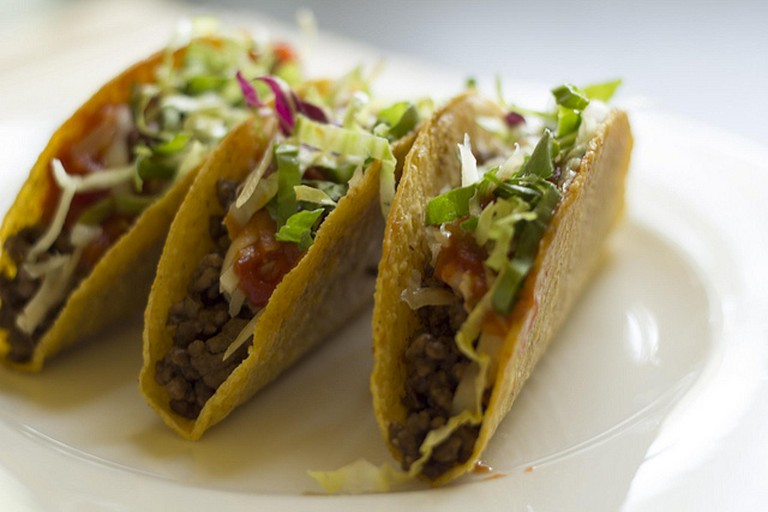 Mexican tacos | © Luca Nebuloni/Flickr