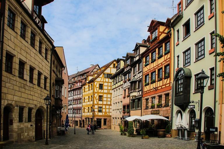 Nuremberg's old town | © Gellinger/Pixabay