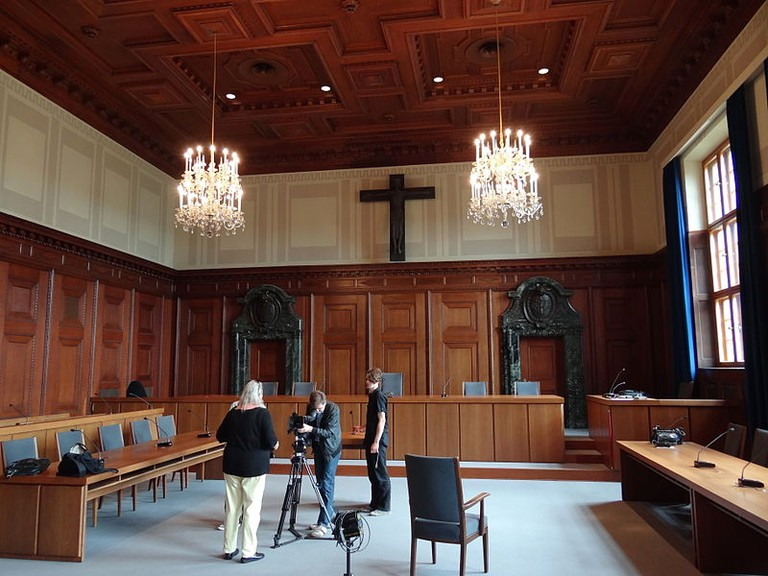 Courtroom 600 | © Adam63/WikiCommons