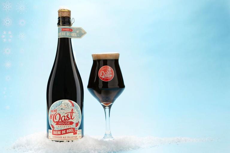 Bière de Noël | Courtesy of Niagara Oast House Brewers