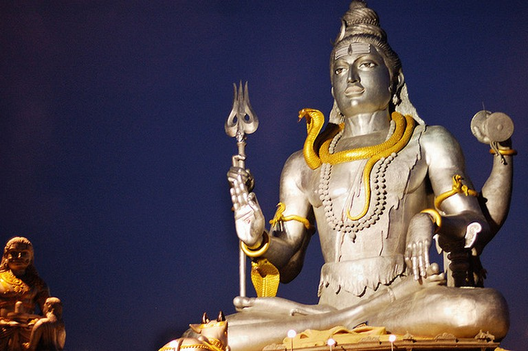 Lord Shiva in Murudeshwar | © Thejas Panarkandy/Flickr