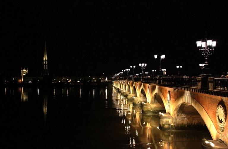 Pont de Pierre de Bordeaux | © JPI/WikiCommons