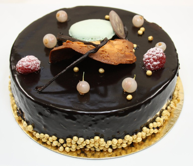 Chocolate mousse cake   © Lionel Allorge/WikiCommons