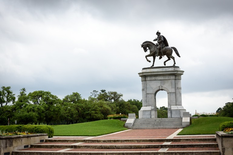 Sam Houston Monument | © Brandon/Flickr