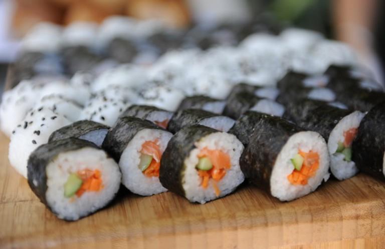 Sushi | © Wikimedia Israel/WikiCommons