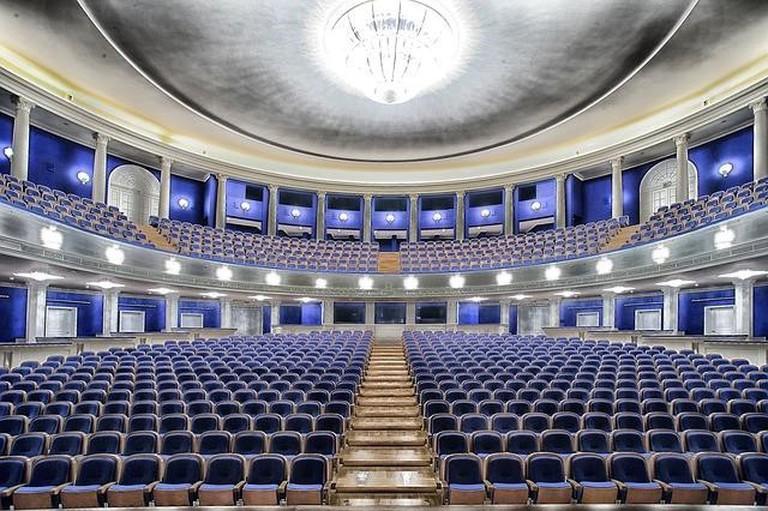 The interior of the Stanislavsky Theatre |© David Mark / Pixabay