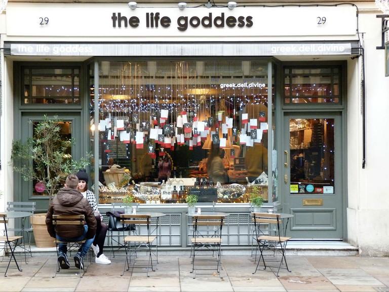 The Life Goddess | Courtesy of Sarah Marian Whitmore