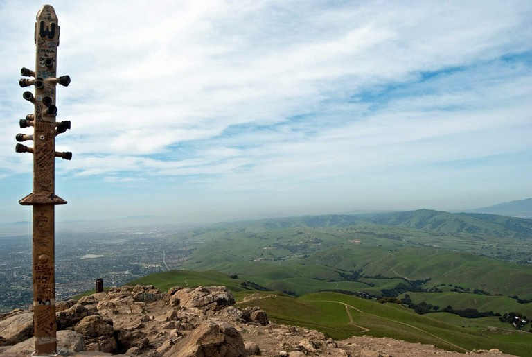 View from Mission Peak © Images by John 'K'/Flickr