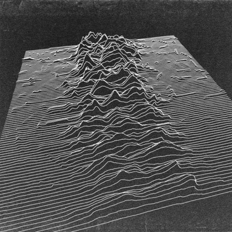 Album Cover for Unknown Pleasures |© Ho-Teng Chang / Flickr